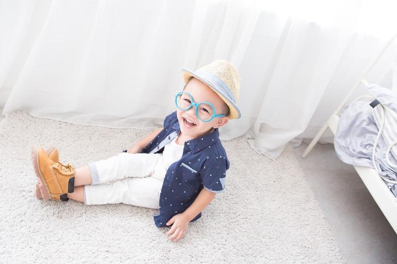 Consejos para vestir a los niños en verano - niño